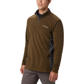 Columbia Klamath Range II Half-Zip Men olive green/shark
